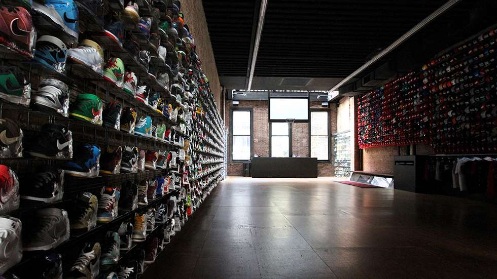 Flight Club Shoe Store Locations