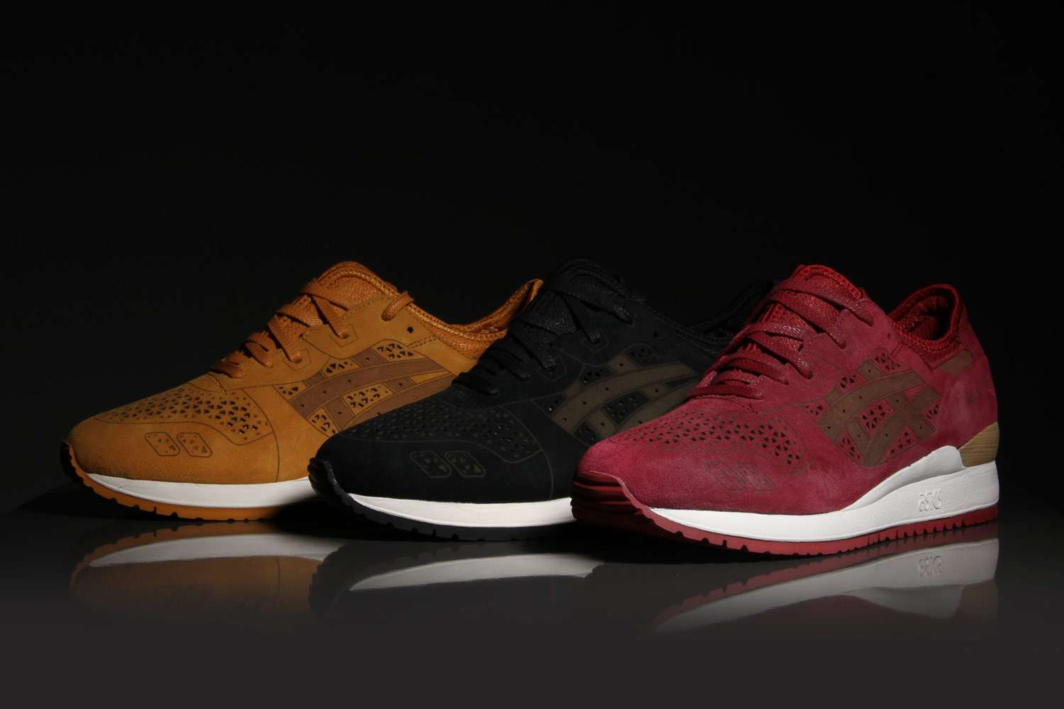 Asics Suede Low Top Sneakers 100% original sale online nwDiV