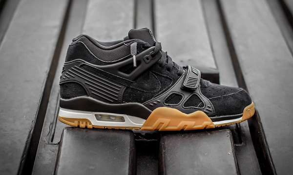 Nike Air Trainer 3 'Black & Gum'
